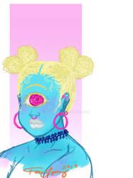 {dtiys} am I blue