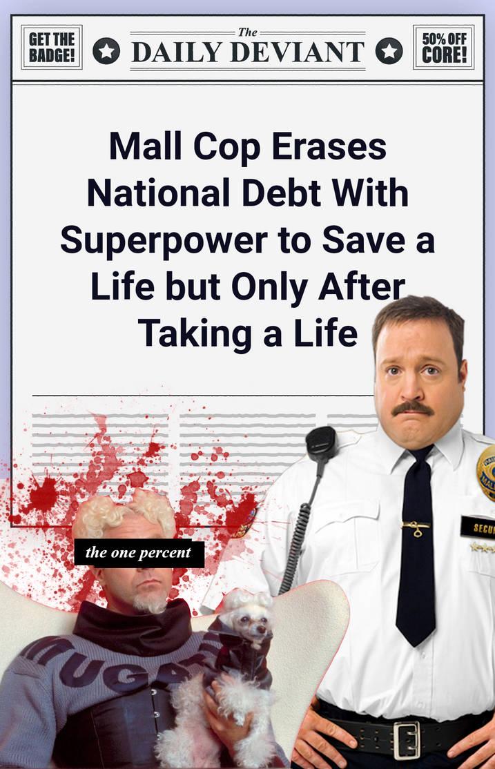 #StupidPowers
