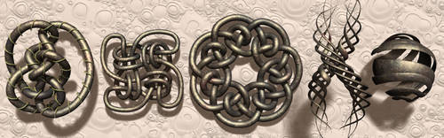 KnotPlot Sampler