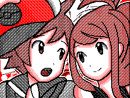 Hilbert and Hilda - Pokemon B/W by snow8cloud