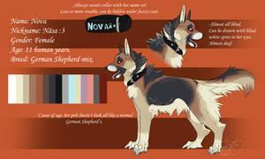 Nova Official Sheet Ref 2012