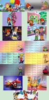 Parappa Desktop Wallpapers