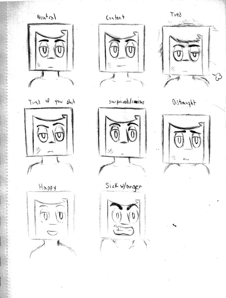 Chester Faces by CircuitDC
