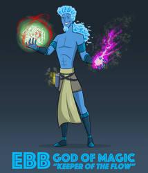 Ebb: God of Magic