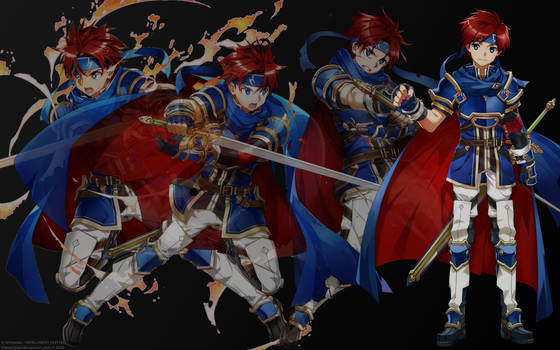 Roy from Fire Emblem Heroes - Wallpaper A