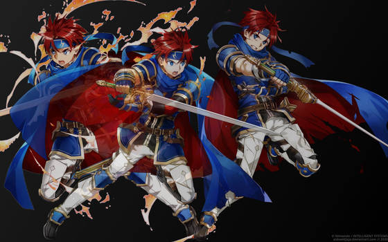 Roy from Fire Emblem Heroes - Wallpaper B