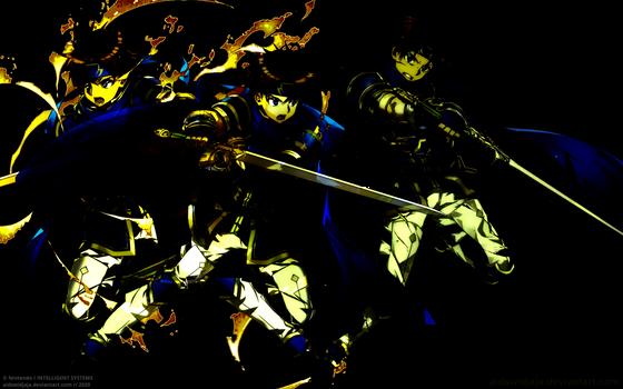 Roy from Fire Emblem Heroes - Wallpaper D