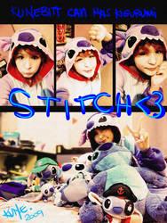 Kigurumi Stitch by kunebitt
