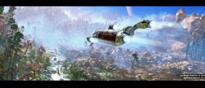Rocky Planet 1: Inbound