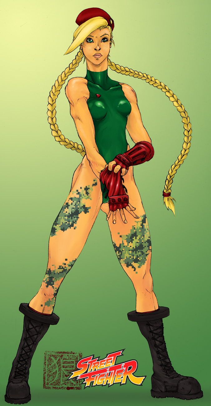 Cammy White by Altitron