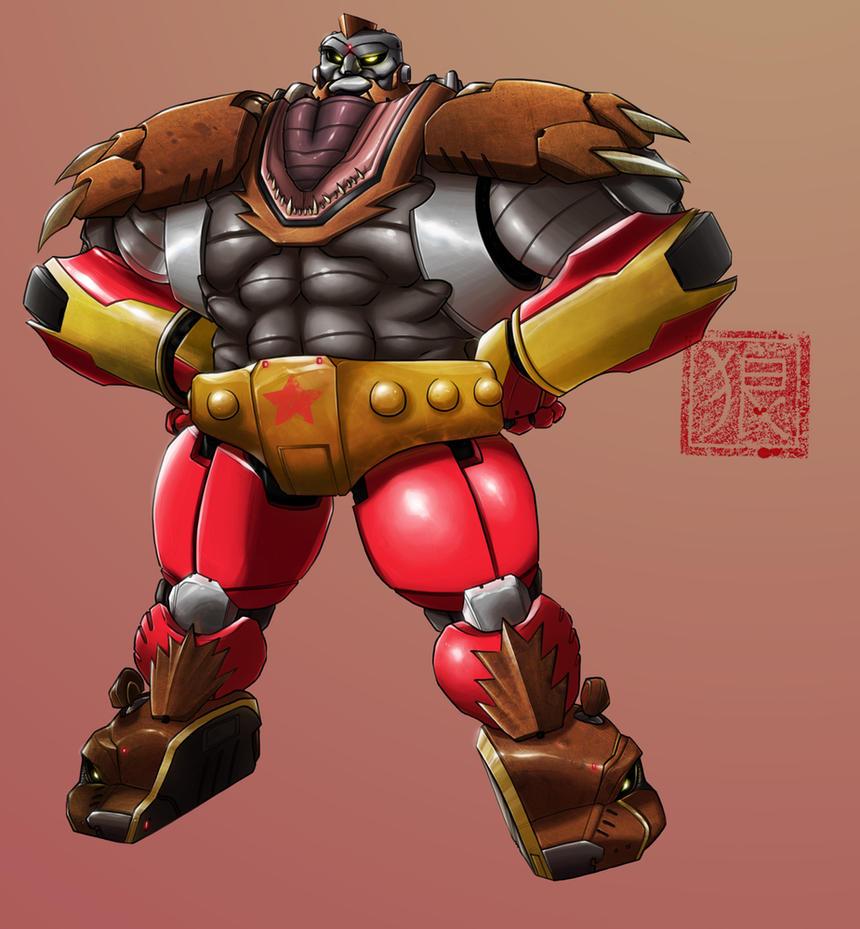 Major Ursa by Altitron