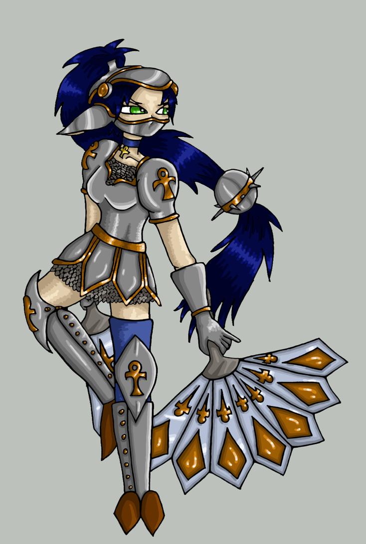 Tello's pix's Female_Warriors__Lilith_by_FireofUriel