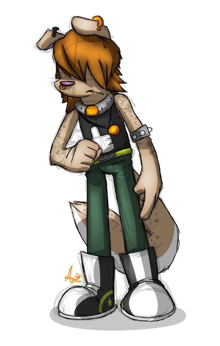 Roscoe by SilverSonic44