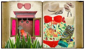 Scrapbook - summer memories by MonikaDubska