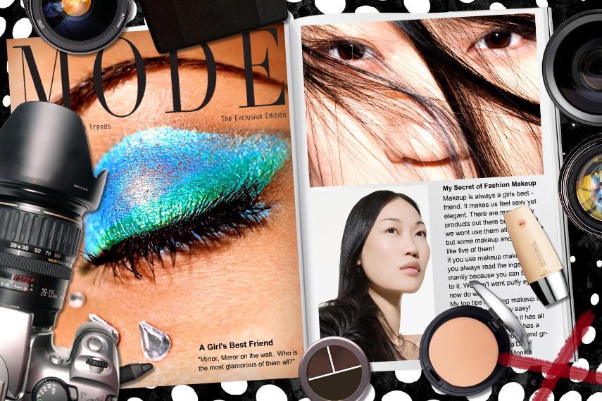 Mode Magazine by MonikaDubska