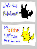 who's that pokemon by fibralo