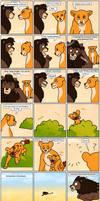the lion king comic by fibralo