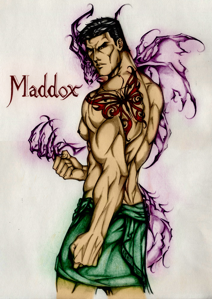 Maddox Coloured by Pyrocant