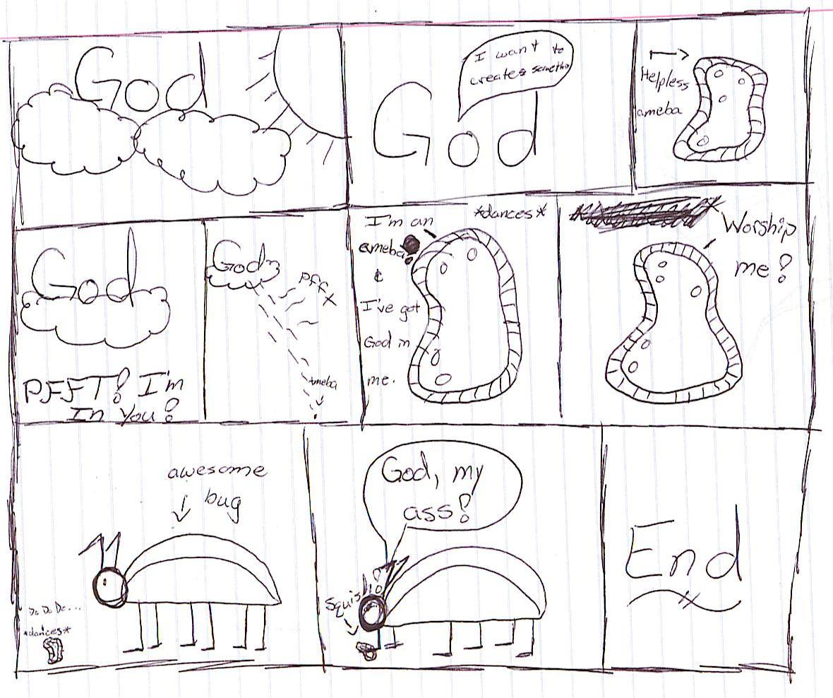 Creationism Vs Evolution Essay