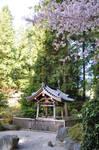 Shrine in Spring