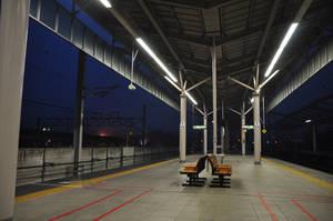 Night in Karuizawa by Otone
