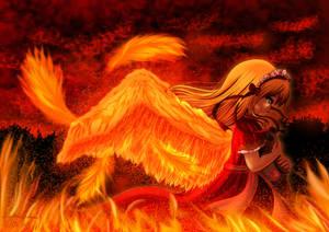 Burning sorrow