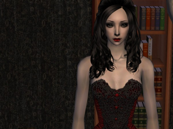 sims 3 how to become a vampire