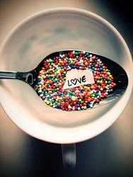LOVE by Frenzyy