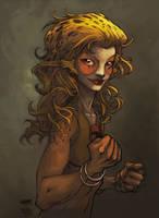 Cheetara by Roger Cruz by rhanyor