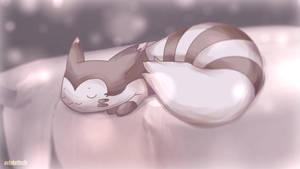Day 465 - Ootachi   Furret by AutobotTesla