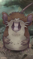 Day 503 - Ratta   Raticate