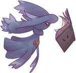 Custom Mumarji | Mismagius Commission
