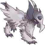 Mega Absol Commission