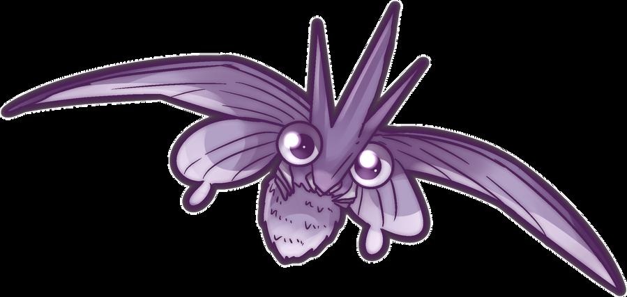 Ficha de Venomoth (TapuEmi) Morphone___venomoth_commission_by_autobottesla-d9oyktl