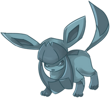 Glacia | Glaceon Commission II by AutobotTesla