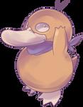 Custom Koduck | Psyduck Commission