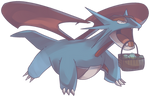 Bohmander | Salamence Commission II