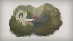 Mythical Pokemon Collection 02 - Celebi