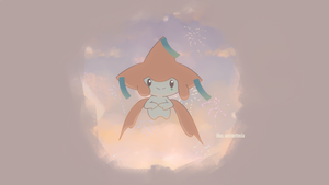 Mythical Pokemon Collection 03 - Jirachi