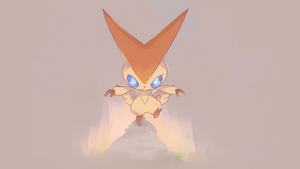 Mythical Pokemon Collection 08 - Victini