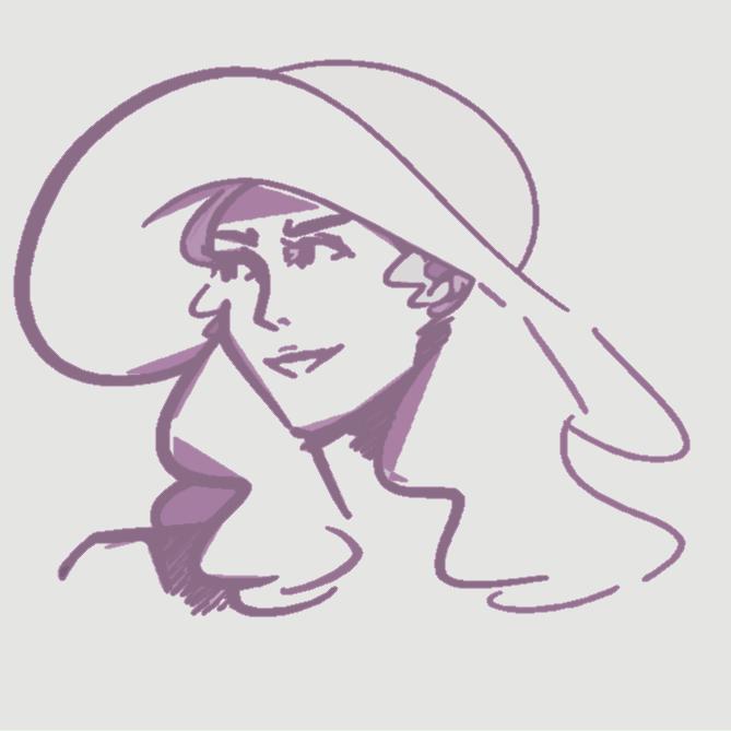 doodle. hattie.