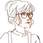 doodle. spectacles.