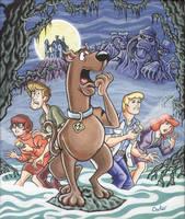 Scooby Doo on Zombie Island by Owler007