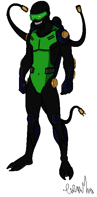 Ben 10 Super Soldier Feedback by WindMarine