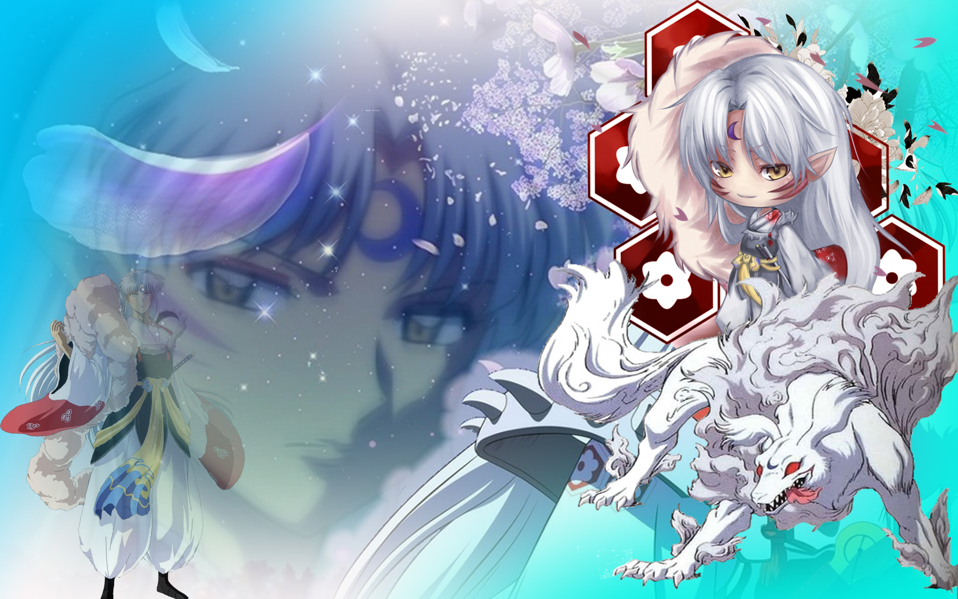 sesshomaru bakground by darkprinceofpersia1 on deviantart