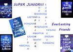 Super Junior by ELFMirini