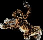 Clipart Tiger