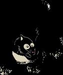Clipart Asian black bear