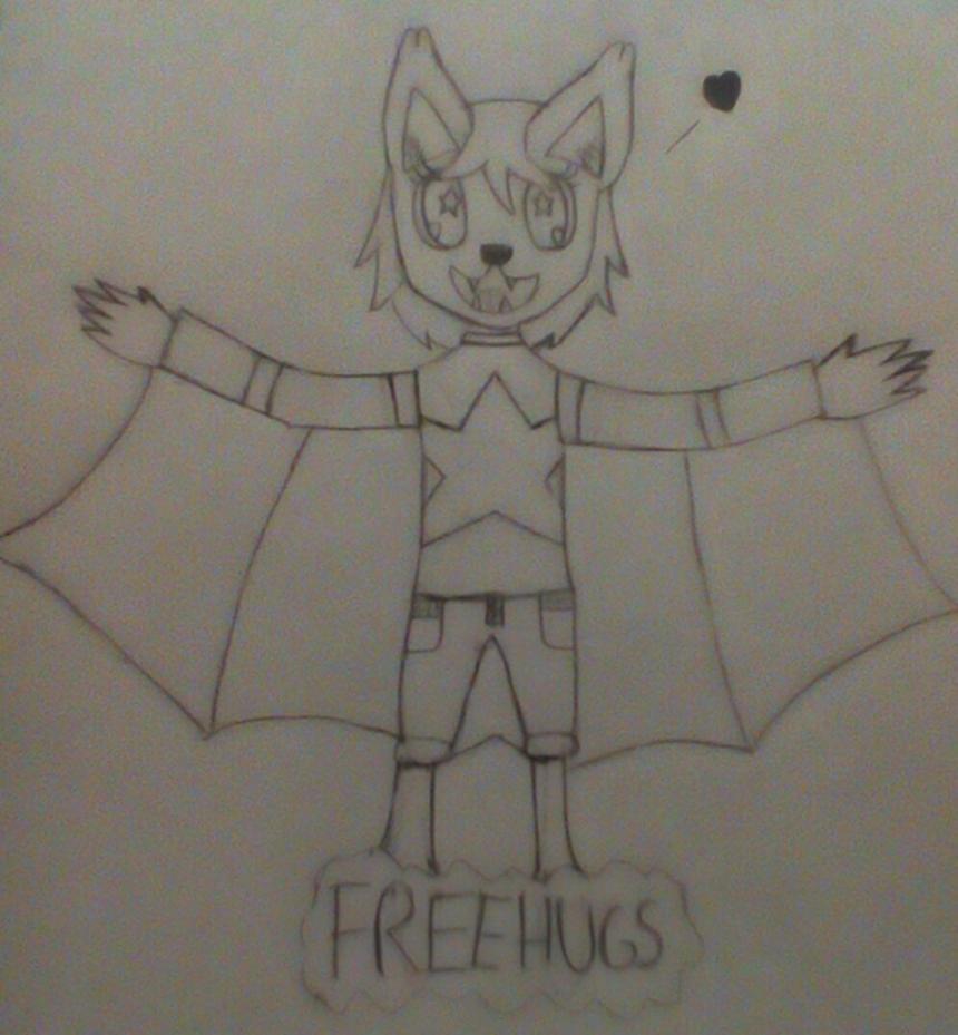 Matilda the Bat by Taking-Flyte