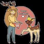 Holiday Deerling